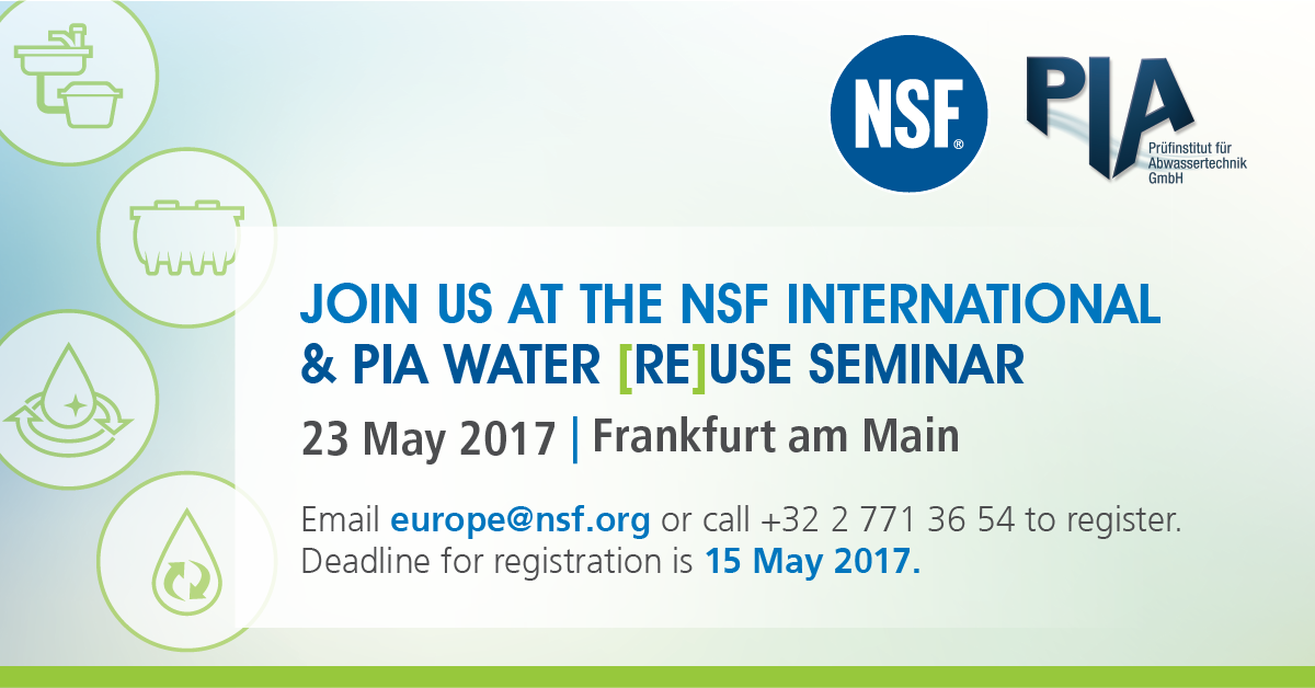NSF PIA Reuse Seminar